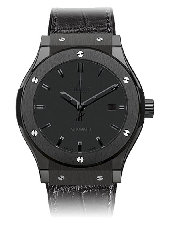 Classic Fusion All Black 565.CM.1110.LR