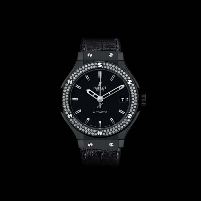 Classic Fusion Black Magic Diamonds 38mm 565.CM.1170.LR.1104