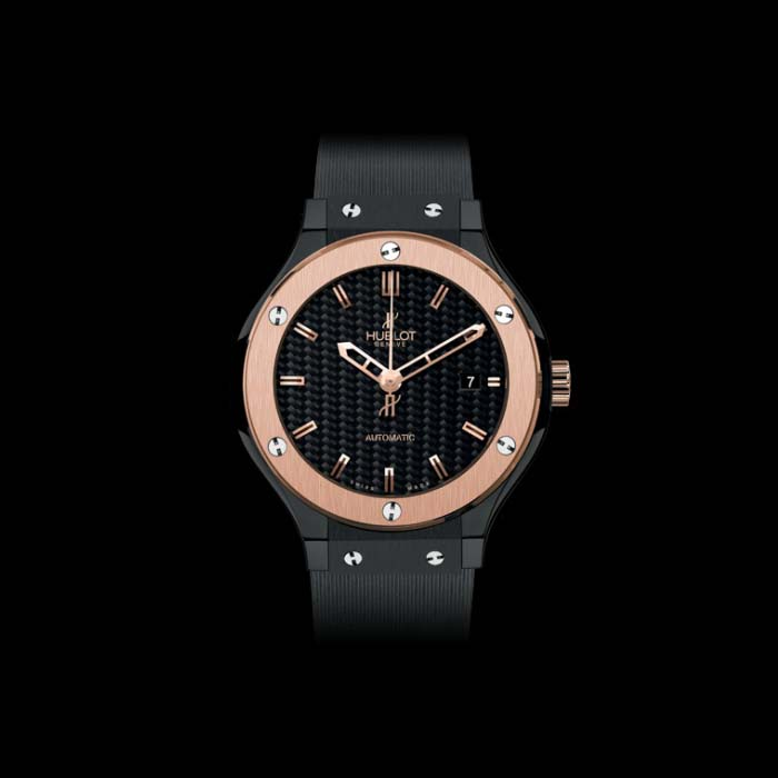 Classic Fusion Ceramic King Gold 38mm 565.CO.1780.RX