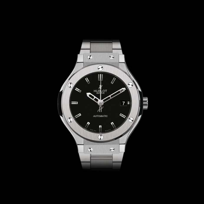 Classic Fusion Titanium Watch 38mm 565.NX.1170.NX