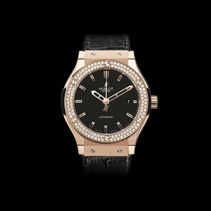 Classic Fusion King Gold Diamonds 38mm 565.OX.1180.LR.1104