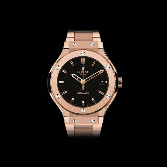 Classic Fusion King Gold 38mm 565.OX.1180.OX