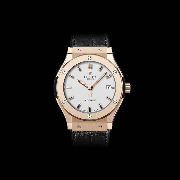 Classic Fusion King Gold Opalin 38mm 565.OX.2610.LR
