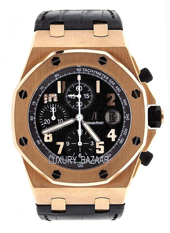 Royal Oak Offshore Jay-Z 26055OR.OO.D001IN.01