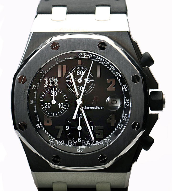 Royal Oak Offshore Jay-Z  26055ST.OO.D001IN.01