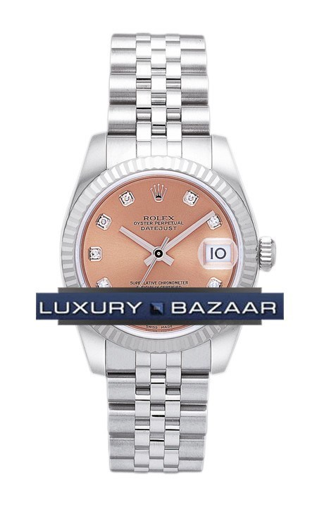 Oyster Perpetual Datejust 178274 pdj