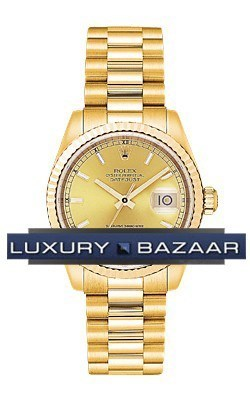 Oyster Perpetual Datejust 178278 chip