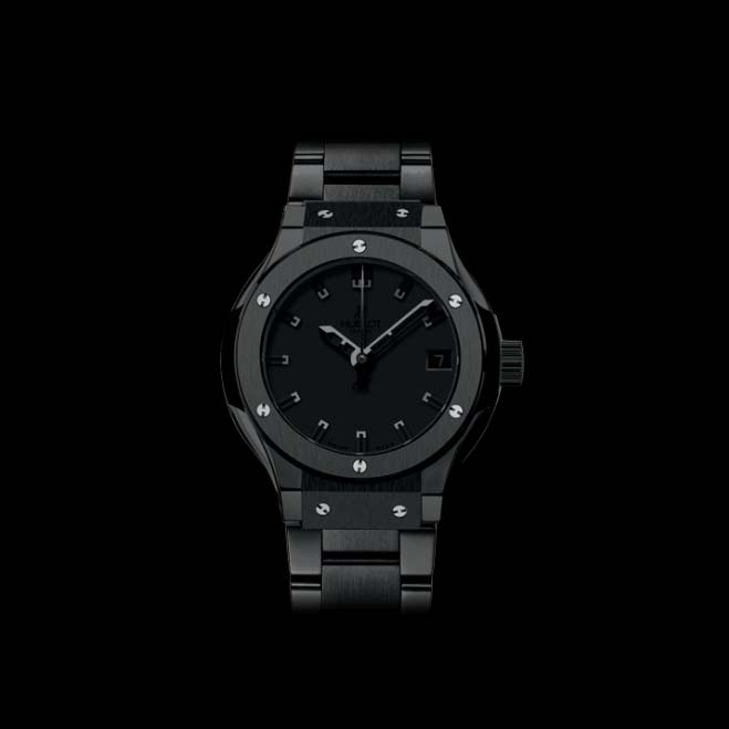 Classic Fusion All Black 33mm 581.CM.1110.CM