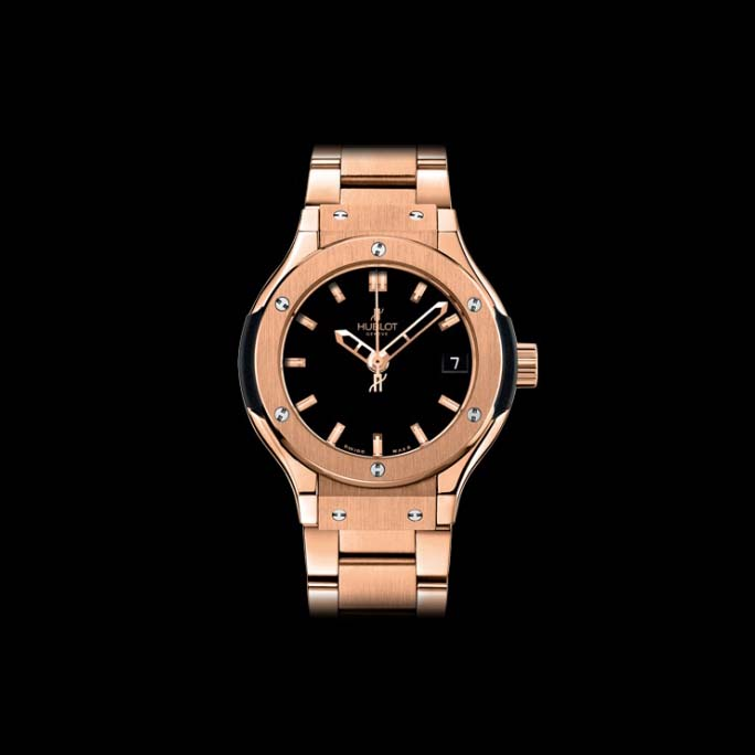 Classic Fusion King Gold 33mm 581.OX.1180.OX
