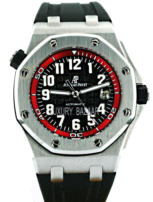 Royal Oak Offshore Red Scuba 15701st.oo.d002ca.03