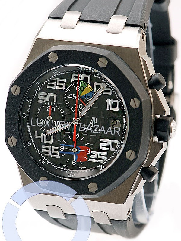 Royal Oak Offshore Rubens Barrichello 26071IK.OO.D002CA.01