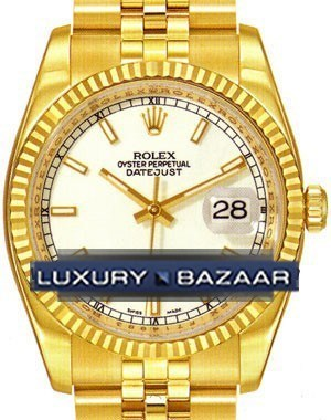 Datejust (YG / White / YG-Jubilee)