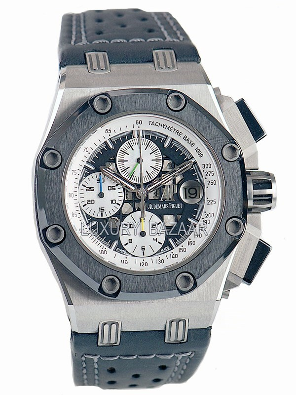 Royal Oak Offshore Rubens Barrichello II Chronograph 26078IO.OO.D001VS.01