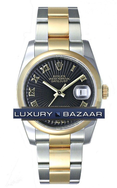 Oyster Perpetual Datejust 36mm 116203 bksbro