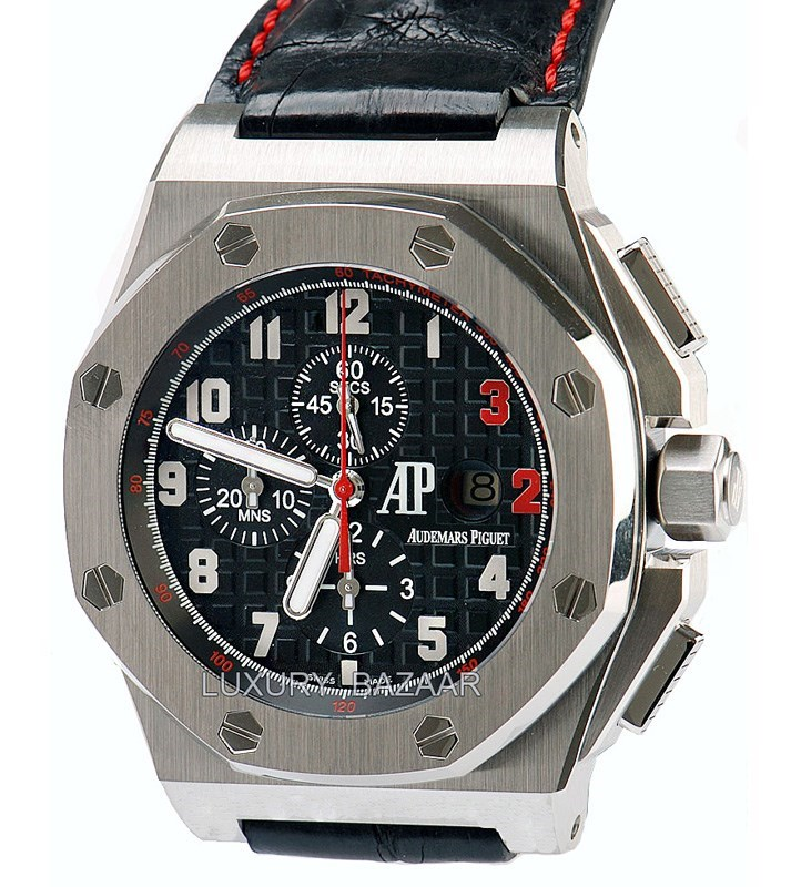Royal Oak Offshore Shaquille ONeal Chronograph   26133ST.OO.A101CR.01
