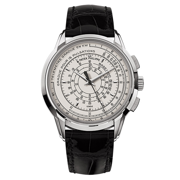 175th Anniversary Collection Multi-Scale Chronograph 5975G-001