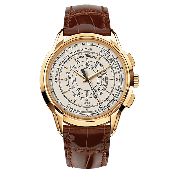 175th Anniversary Collection Multi-Scale Chronograph 5975J-001