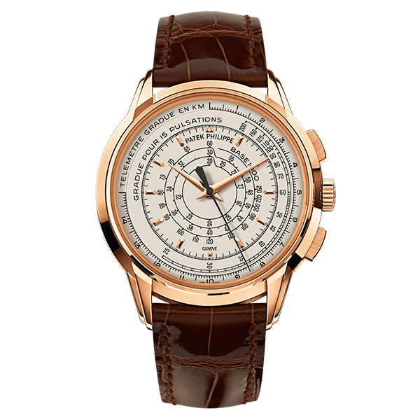 175th Anniversary Collection Multi-Scale Chronograph 5975R-001