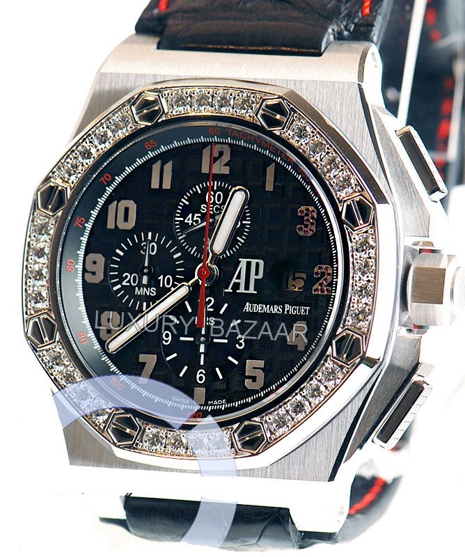 Royal Oak Offshore Shaquille O'Neal Chronograph 26134BC.ZZ.A101CR.01