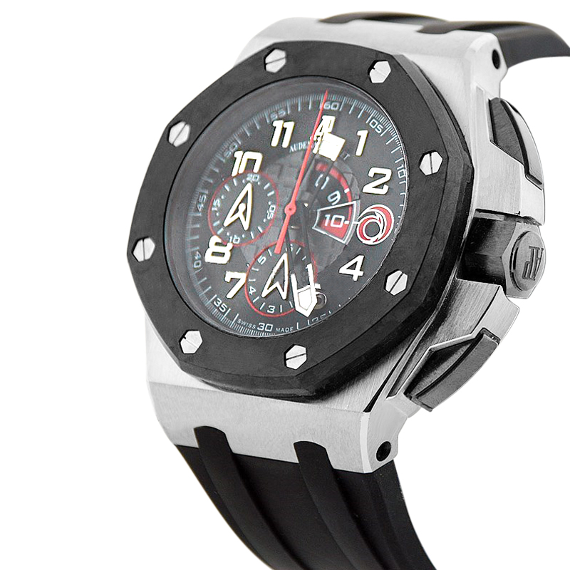 Royal Oak Offshore Team Alinghi Chronograph   26062PT.OO.A002CA.01