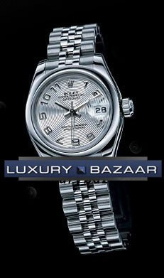 Oyster Perpetual Lady-Datejust 26 179160 scaj