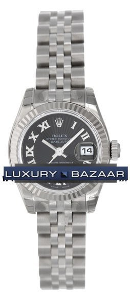 Datejust Lady 26mm 179174 bksbrj