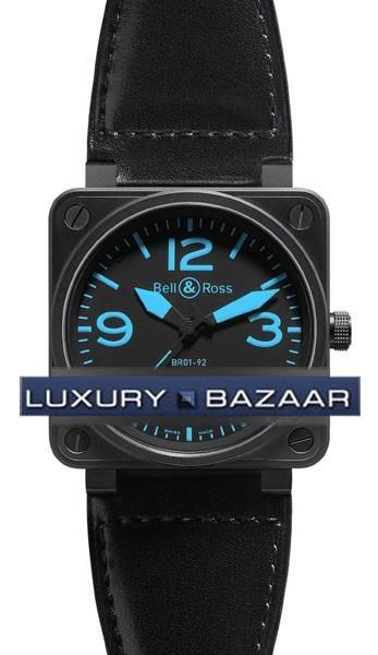 BR01-92 Carbon Blue