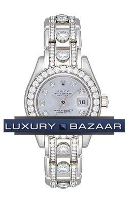 Oyster Perpetual Lady-Datejust Pearlmaster 80299