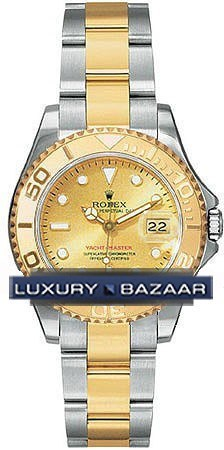 Oyster Perpetual Yacht-Master 35mm 168623 ch