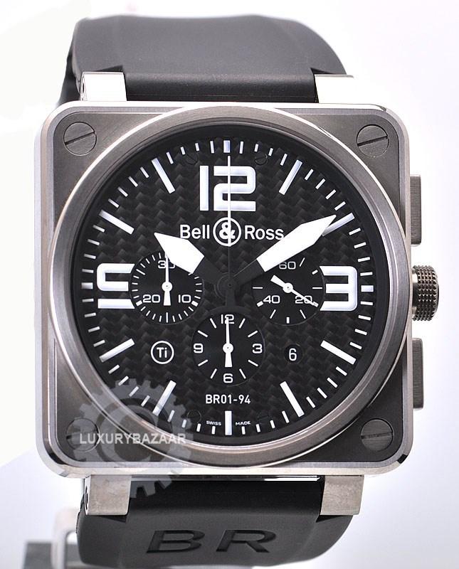 BR01-94 Chronograph Titanium