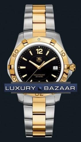 Aquaracer Quartz Sport Dial WAF1123.BB0807
