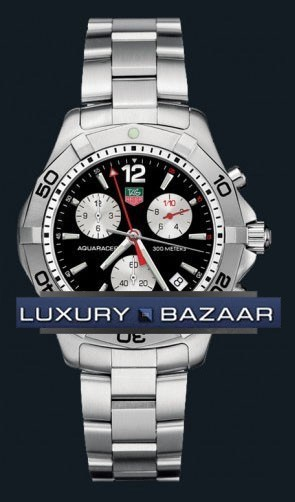 Aquaracer Quartz Chronograph CAF1110.BA0804