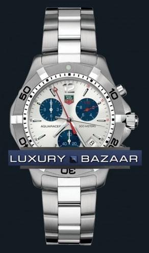 Aquaracer Quartz Chronograph CAF1111.BA0803
