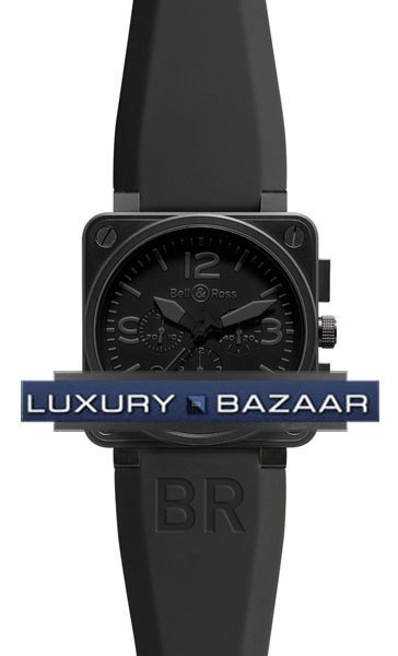 BR01-94 Chronograph Carbon Phantom