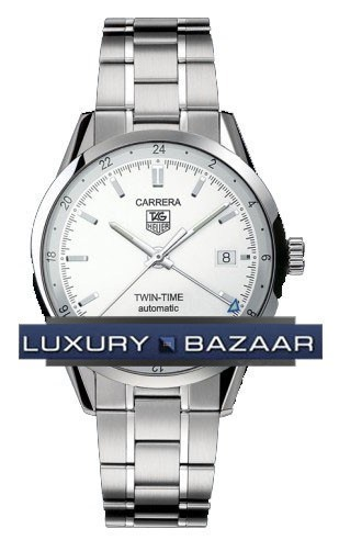 Carrera Twin Time WV2116.BA0787