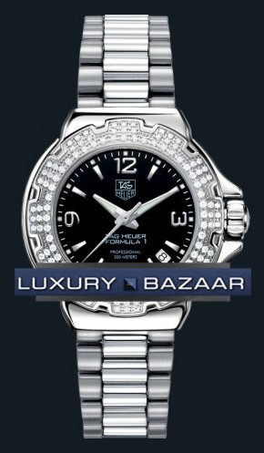 Formula 1 Glamour Diamonds WAC1214.BA0852