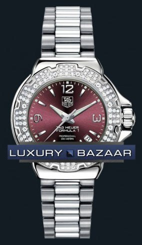 Formula 1 Glamour Diamonds WAC1219.BA0852