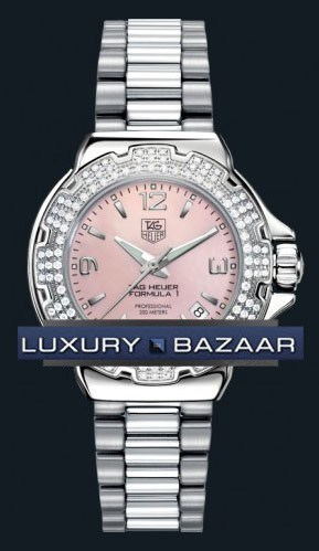 Formula 1 Glamour Diamonds WAC1216.BA0852