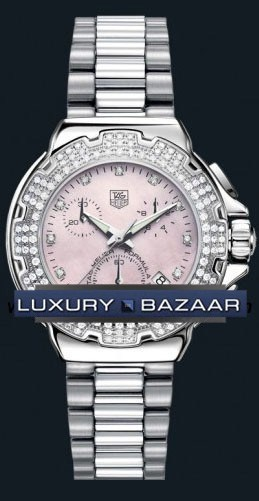 Formula 1 Glamour Diamonds Chronograph CAC1311.BA0852