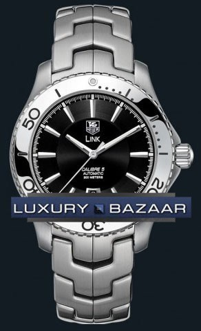 Link Automatic Turning Bezel WJ201A.BA0591