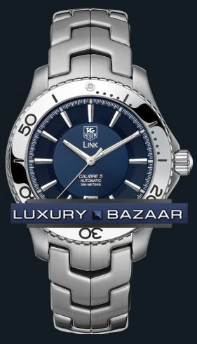 Link Automatic Turning Bezel WJ201C.BA0591