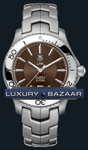 Link Automatic Turning Bezel WJ201D.BA0591