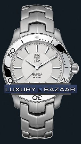 Link Automatic Turning Bezel WJ201B.BA0591