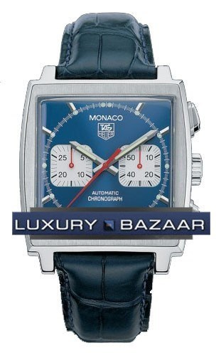 Monaco Automatic Chronograph CW2113.FC6183
