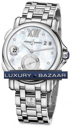 Dual Time Ladies Small Seconds 37mm 243-22-7/391