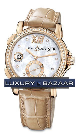 Dual Time Ladies Small Seconds 37mm 246-22B/391