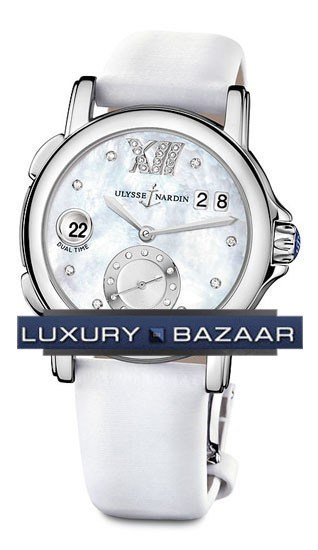 Dual Time Ladies Small Seconds 37mm 243-22/391