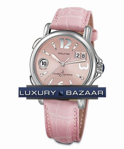 Dual Time Ladies 37mm 223-22/60-06