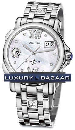 Dual Time Ladies 37mm 223-22-7/391