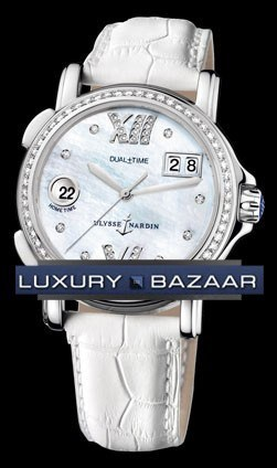 Dual Time Ladies 37mm 223-28B/391